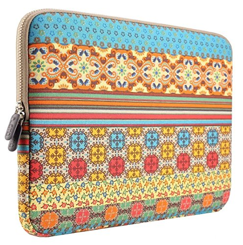 Funda para port til estilo bohemio sol brillante 15 6 fundas para port tiles - Fundas para pc portatil ...
